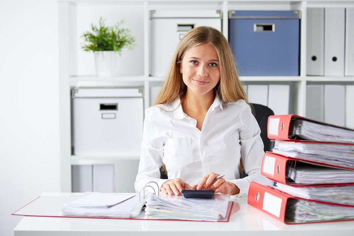 Rzetelna praca księgowej to gwarancja ksiegowości na wysokim poziomie.