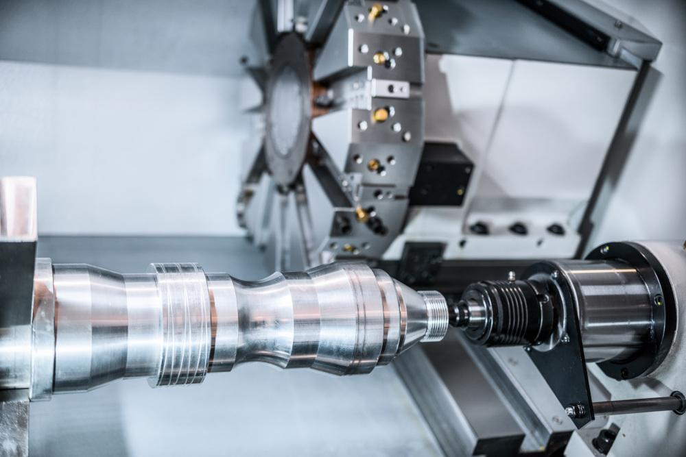 maszyna do obrabiania metali